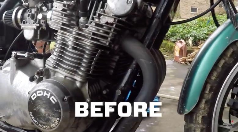 Sådan får du din motor til at skinne