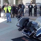 Sådan kan du rejse en væltet motorcykel