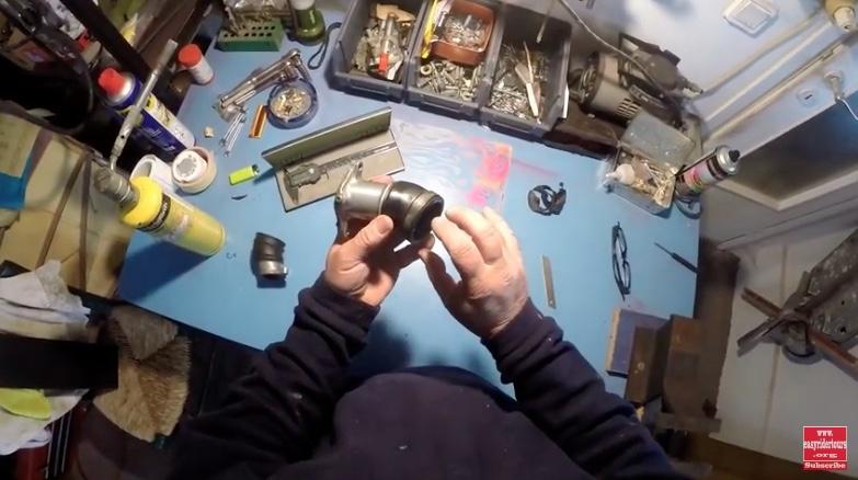 Reparation af indsugnings-manifold CX500