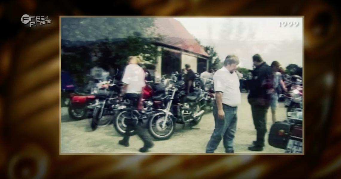 "Nostalgisk tysk ""güllepumpe"" video"